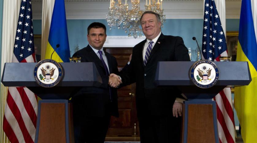ABD: Ukrayna, Rusya-Almanya doğalgaz boru hattı projesiyle mücadele edecek