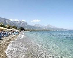 Пляж Кемер - райское место