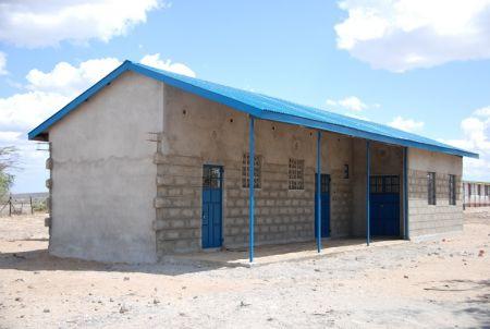 Ileret Ward structure
