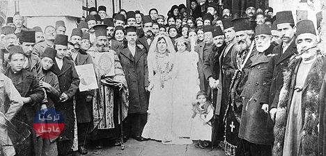 المسيحيون الأتراك