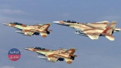الغارات الإسرائيلية على حلب