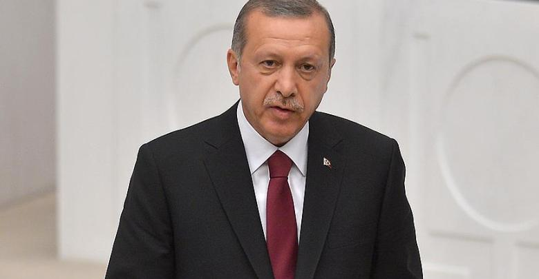 أردوغان يطلق رسالة رسمية