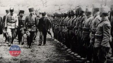صور لـ أتاتورك مؤسس الجمهورية التركية تنشر لأول مرة من أرشيف الأركان التركية