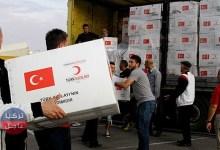 """الهلال الأحمر التركي يسعى لاحتواء موجات الهجرة """"داخل سوريا"""""""