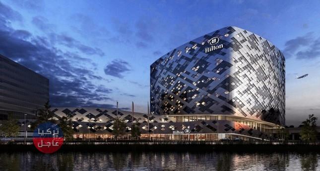 """""""هيلتون"""" تعلن افتتاح أول فندق من علامتها التجارية """"موتو"""" في إسطنبول"""