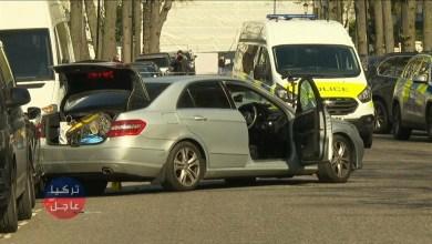 هجوم يستهدف سيارة سفير أوكرانيا في لندن