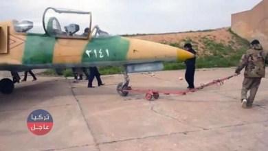 الـ ي ب ك ينقلون طائرات قديمة من سوريا إلى العراق