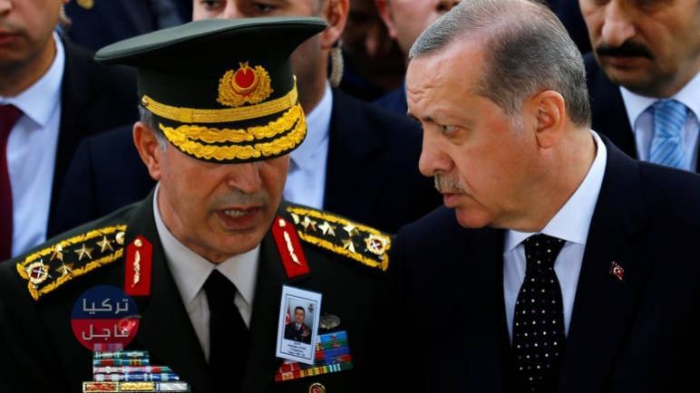 عقب اتصال أردوغان ببوتين .. وزير الدفاع التركي يهاتف نظيره الروسي والمسألة إدلب