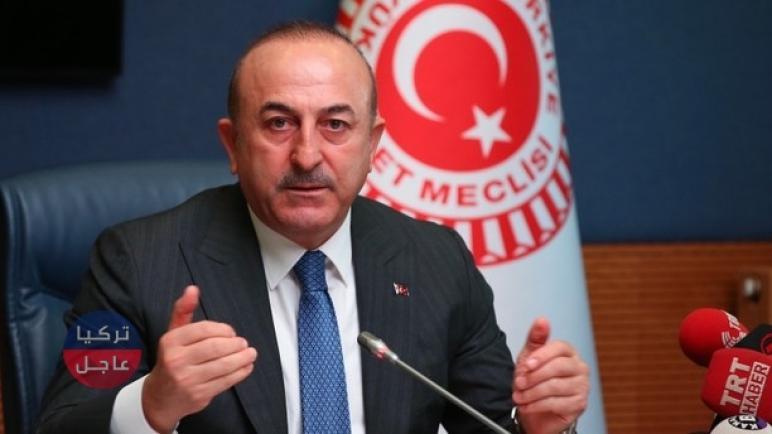وزير الخارجية التركي يحذ ر الجميع من مغبة أي هجـ.وم على إدلب السورية