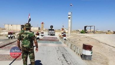 قوات النظام تنشئ معبر أبو الظهور لعودة المدنيين في ريف إدلب
