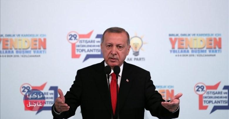 Photo of عاجل أردوغان: سنخفّض التضخم لأقل من 5 بالمئة لفترة 2019-2021