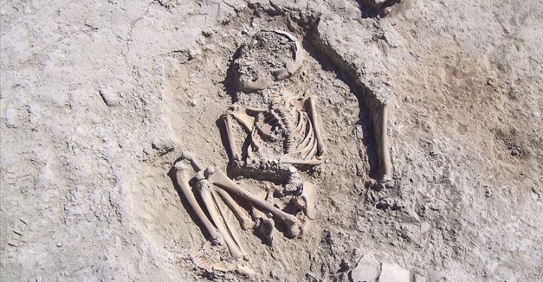 Photo of العثور على هيكل عظمي لطفل عاش قبل 5700 عام في ملاطيا