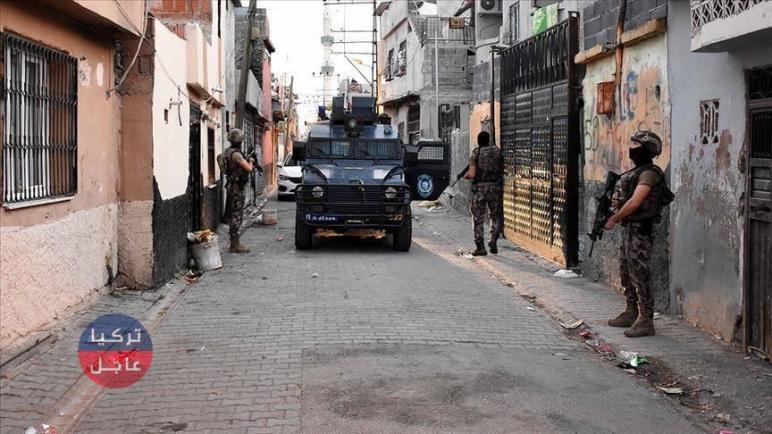 عملية أمنية لقوى الأمن التركي في ولاية سامسون وهذه نتائجها