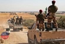 Photo of الجيش الوطني السوري ينسحب من محطة مبروكة الكهربائية قرب الطريق الدولي M4