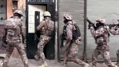 تركيا .. عملية أمنية ضخمة في غازي عنتاب واعتقال لعشرات الأشخاص
