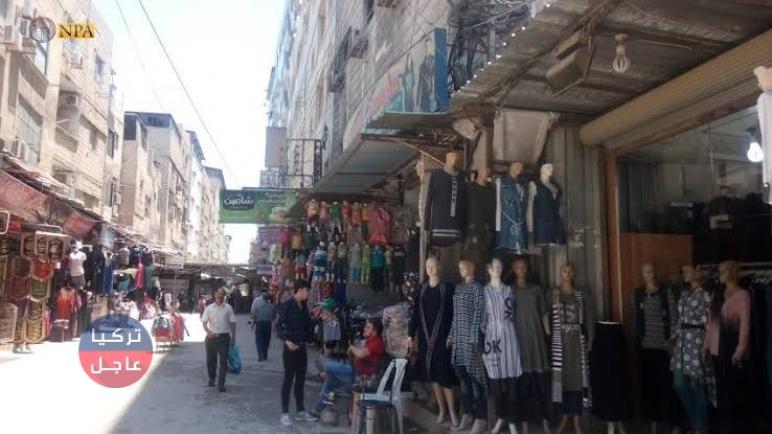 أخيراً النظام السوري يقرر تطبيق الحجر الصحي على المنطقة التي تعد منبع كورونا في سوريا