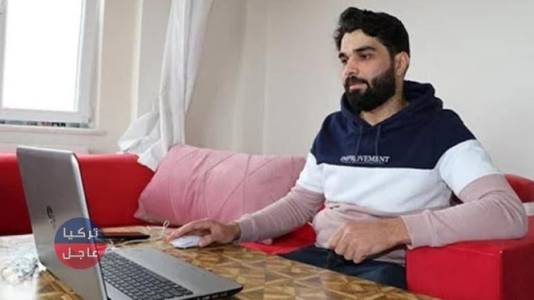 تركيا .. شاب حمصي يتبرعب بــ بلازما الدم للمصابين بفيروس كورونا بعد تعافيه منه