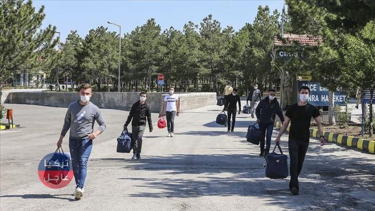 تركيا ترفع الحجر المفروض على 428 منطقة سكنية في 64 ولاية