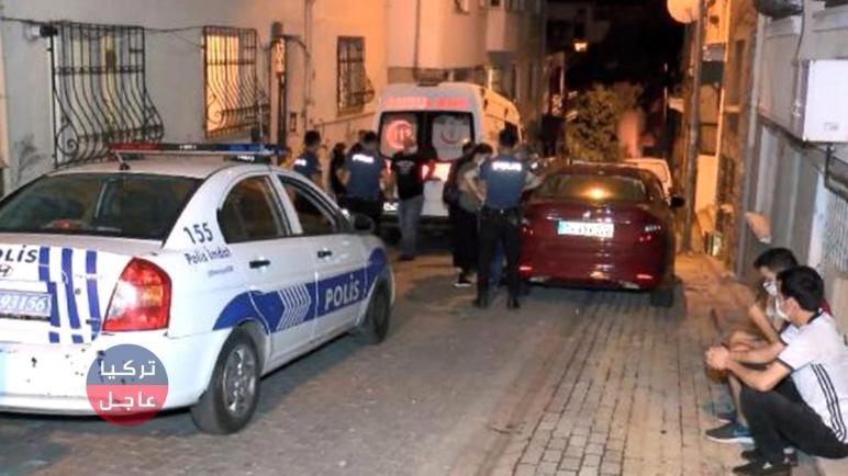 تركيا /إسطنبول .. تركي ينهي حياة حبيبته بطلق ناري ومن ثم ينتحر (فيديو)