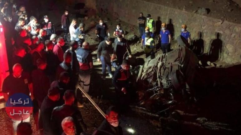وقوع عدد من القتلى والجرحى في ولاية نيدا جنوبي تركيا