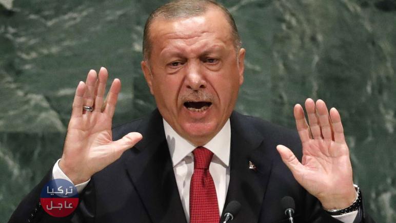 نصرة للرسول … أردوغان يخاطب شعبه لا تشتروا المنتجات الفرنسية أبدا وماكرون مريض عقلياً