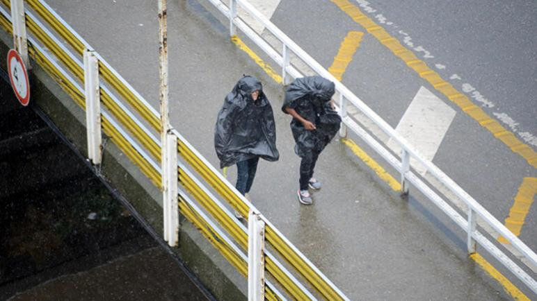الأرصاد الجوية التركية : عدة ولايات تركية على موعد مع أمطار غزيرة وعواصف رعدية خلال الساعات القادمة