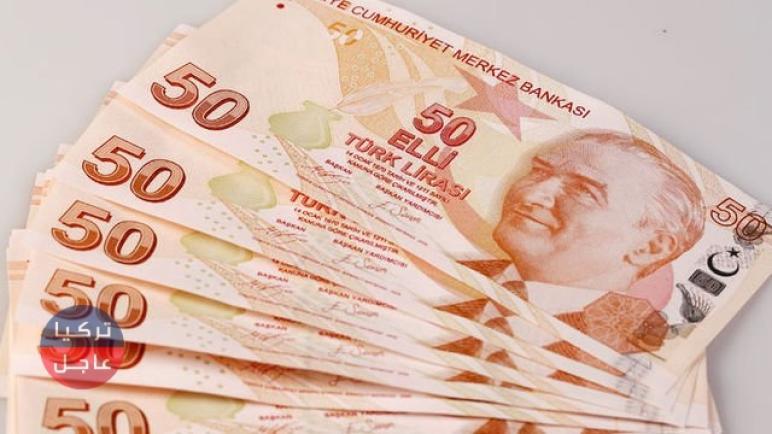 اللّيرة التركية تنخفض اليوم الإثنين أمام الدولار واليورو وبقية العملات