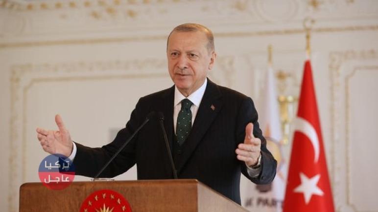 أردوغان يعلن عن حظر تجوال شامل لمدة 4 أيام