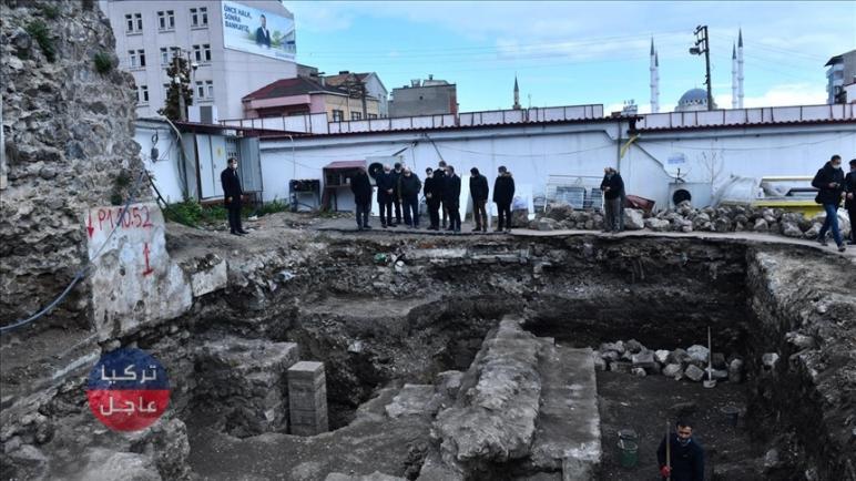 طرابزون… اكتشاف آثار رومانية