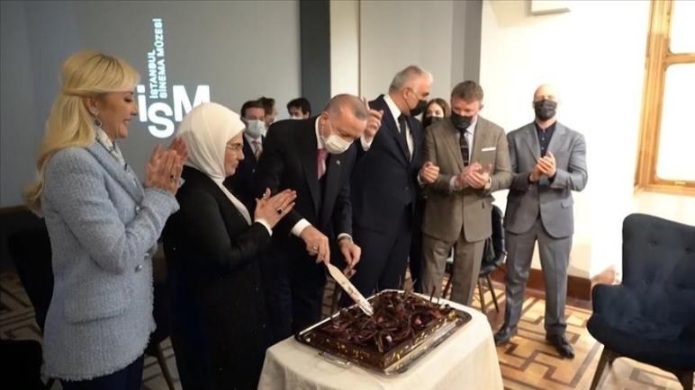 عيد ميلاد الرئيس أردوغان