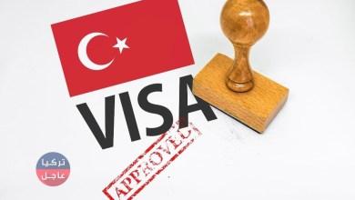 إلغاء الفيزا عن السوريين الراغبين بالدخول إلى تركيا