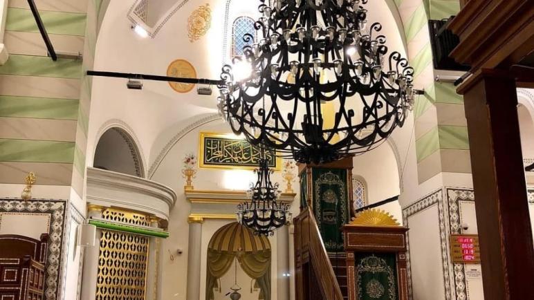 مسجد كوجا مصطفى باشا Koca Mustafa Paşa Camii في اسطنبول