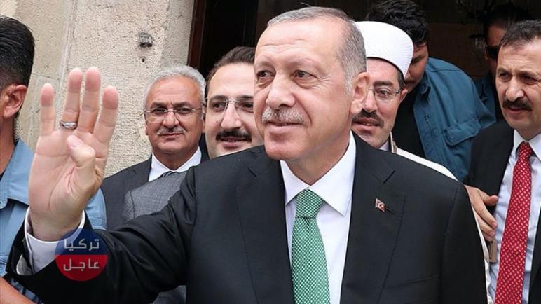 أردوغان.. سنتخذ قرارات هامة يوم الإثنين بشأن القيود المفروضة