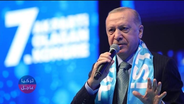أردوغان يتعهد بجعل اسطنبول أهم المراكز الصحية في العالم