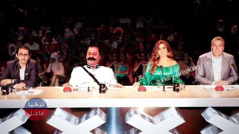 أبو جودت في لجنة تحكيم برنامج المواهب العربية التلفزيوني