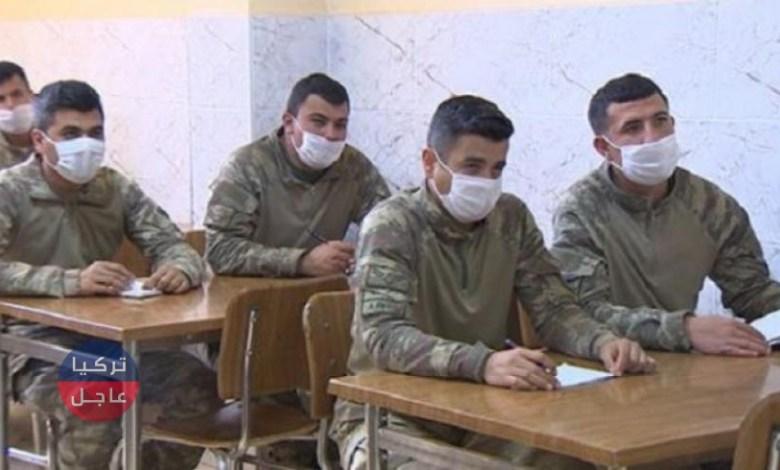 الجنود الأتراك في شمال سوريا متشوقون لتعلم اللغة العربية