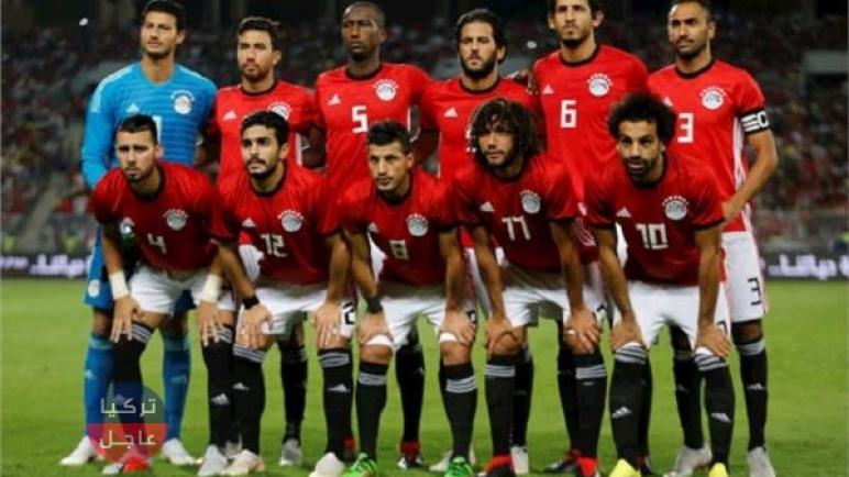 تصفيات أمم أفريقيا 2021 تشكيلة منتخب مصر ضد جزر القمر