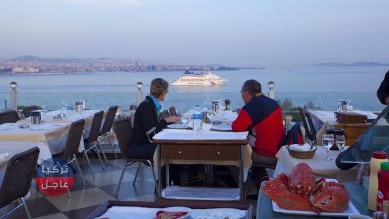أردوغان يعلن افتتاح المطاعم في الولايات القليلة والمتوسطة الخطور