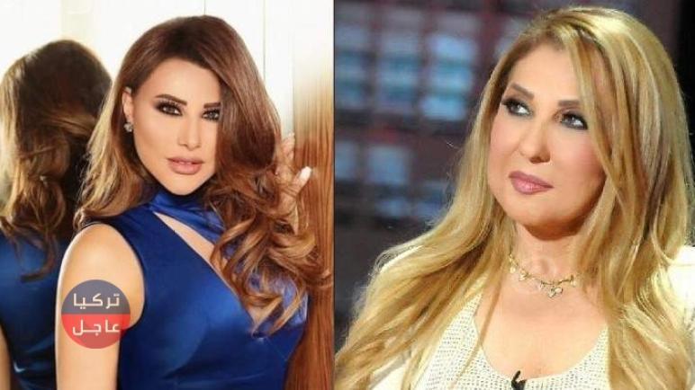 نجوى كرم توجه رسالة للشعب المصري وممثلة مصرية ترد عليها