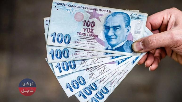 100 دولار كم تساوي ليرة تركية.. انخفاض الليرة التركية مقابل العملات اليوم الجمعة