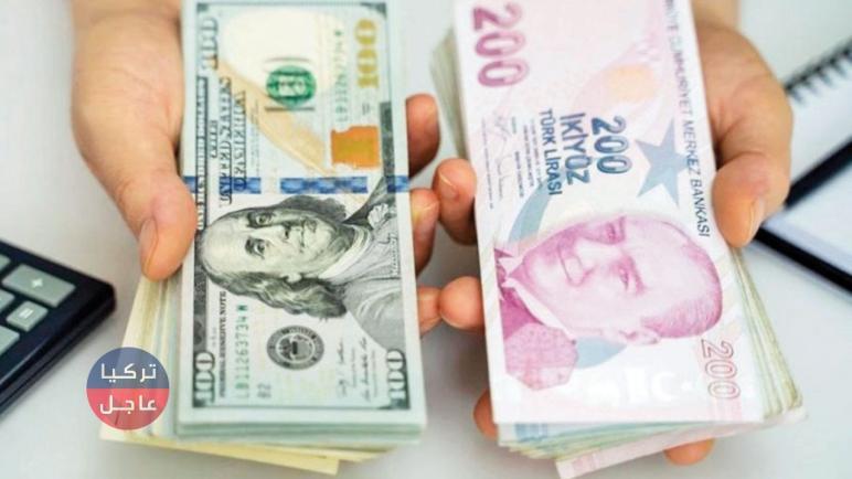 100 دولار كم ليرة تركية تساوي.. الدولار مقابل الليرة التركية اليوم الأربعاء
