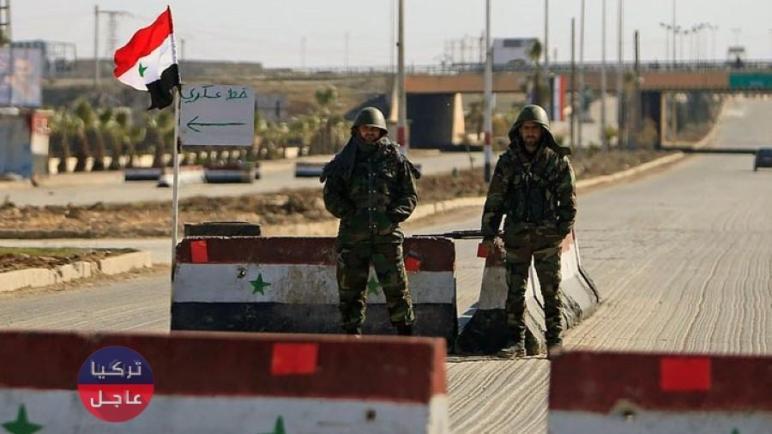 استهداف أحد حواجز النظام السوري في الساحل لأول مرة منذ سنوات