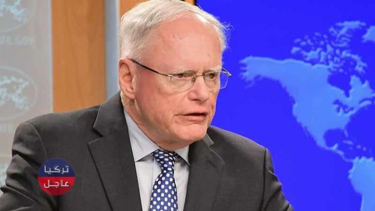 جيمس جيفري : الوضع في سوريا كارثي وبشار الأسد ينفذ خطة مقلقة جدا