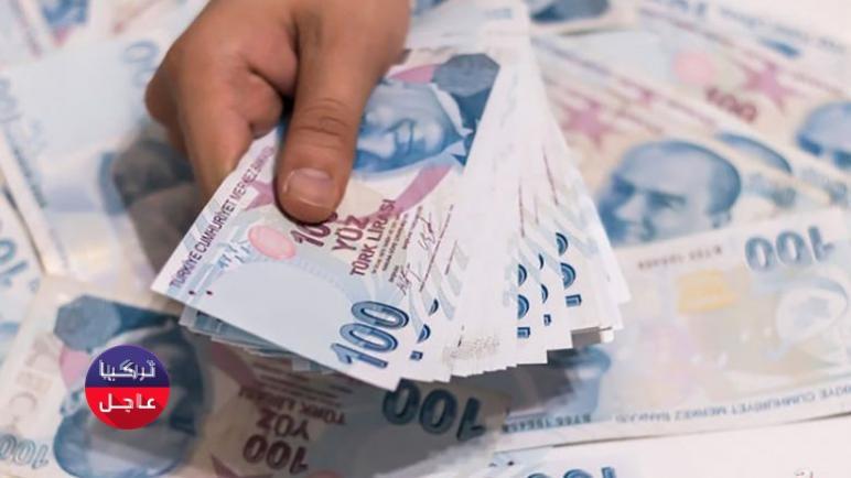 تعرقل لليرة التركية مقابل الدولار وبقية العملات اليوم الإثنين 12/04/2021