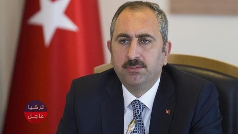 وفاة والدة وزير العدل التركي عبد الحميد غول