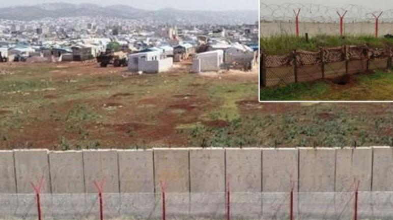 تركيا تعلن ضبط نفق يبدأ من منزل في سوريا وينتهي في الأراضي التركية
