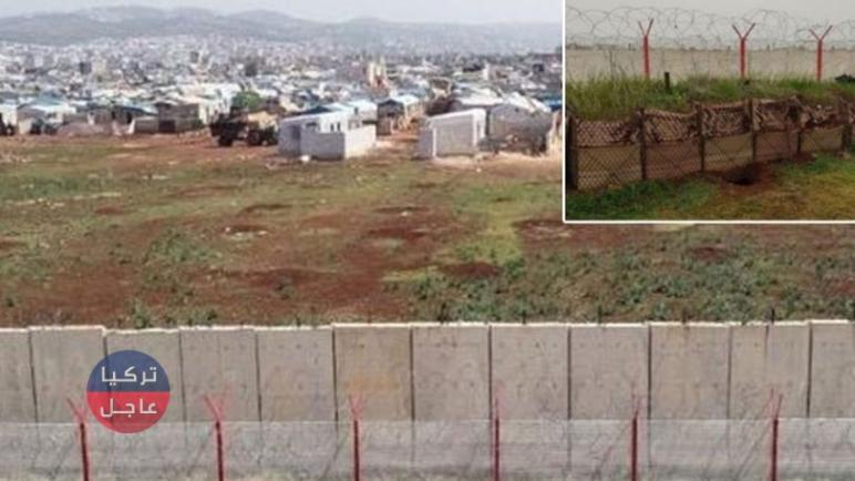 اكتشاف نفق يبدأ من منزل في سوريا وينتهي في تركيا