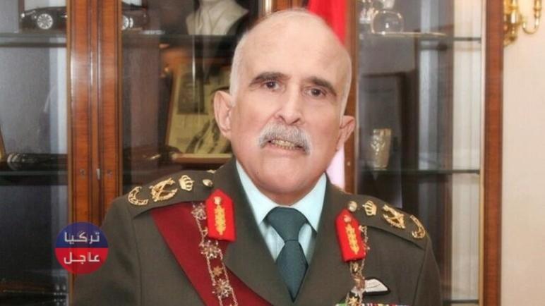 وفاة محمد بن طلال وهو عم العاهل الأردني عبد الله الثاني (صورة)