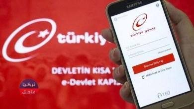 فوائد اي دولات E devlet للمقيم في تركيا