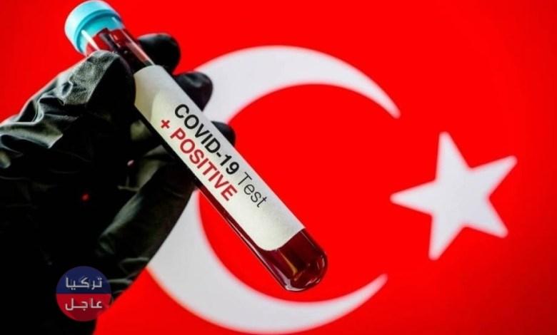 اليكم احصائيات كورونا في تركيا اليوم 14/09/2021
